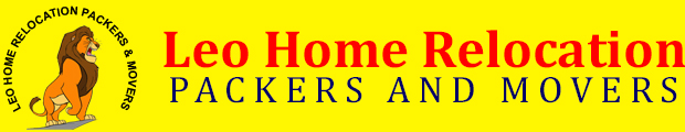 Leo Home Relocation Packers and Movers - Hyderabad logo